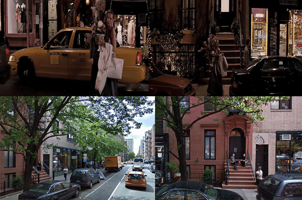 Jane's Apartment, 310 East 9th Street (btw 1st & 2nd Avenue) Manhattan.