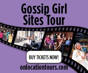 Tour pelos cenários de Gossip Girl!/ GG tour!