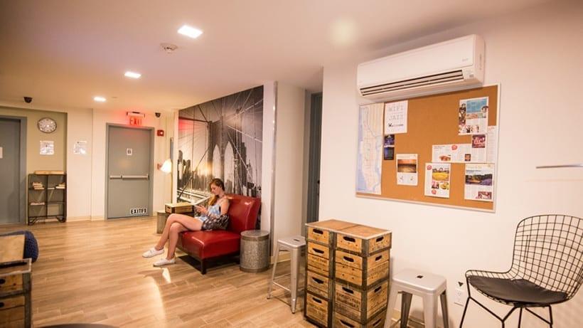top 6 albergues em nova york ny about. Black Bedroom Furniture Sets. Home Design Ideas
