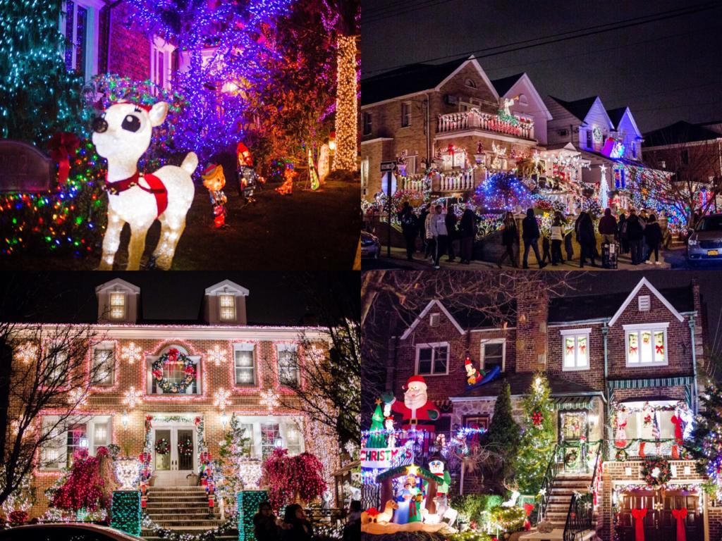 A Rena Mais Famosa Do Papai Noel natal em nova york: confira as atrações e experiências mais
