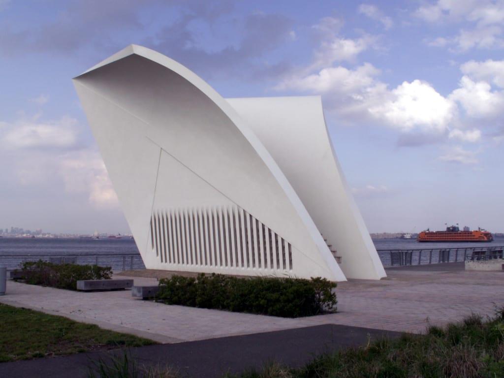 The Staten Island September 11th Memorial