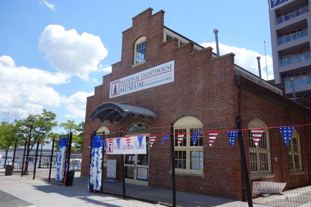 National Lighthouse Museum em Staten Island