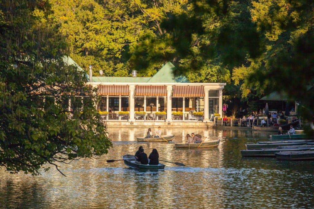 O restaurante mais incrível do Central Park. | Foto: NYCgo