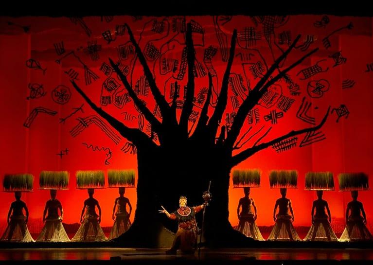 O Rei Leão - Broadway
