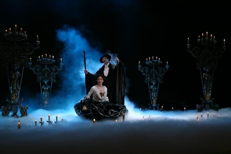 O Fantasma da Ópera, o espetáculo em cartaz na Broadway por mais tempo!