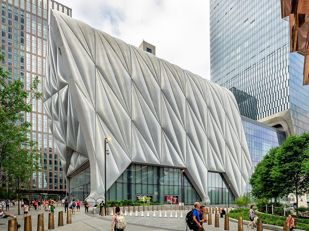 The Shed - Hudson Yards.