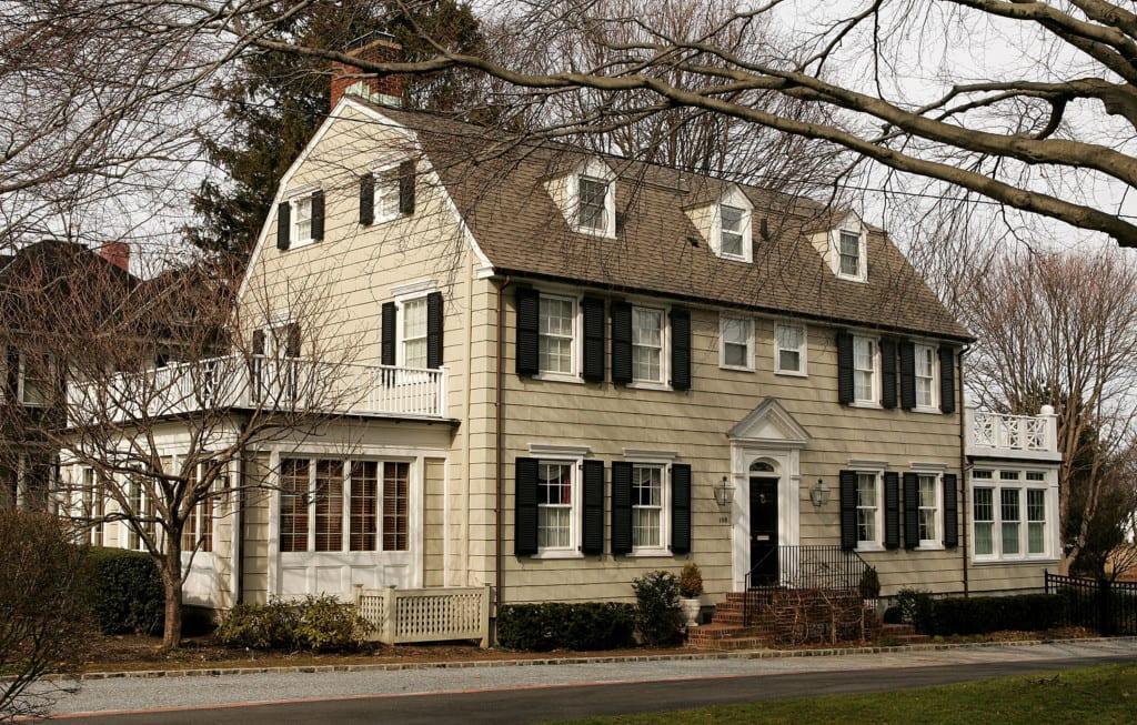 Amityville Horror House.