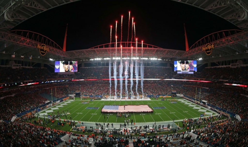 Super Bowl - Estados Unidos