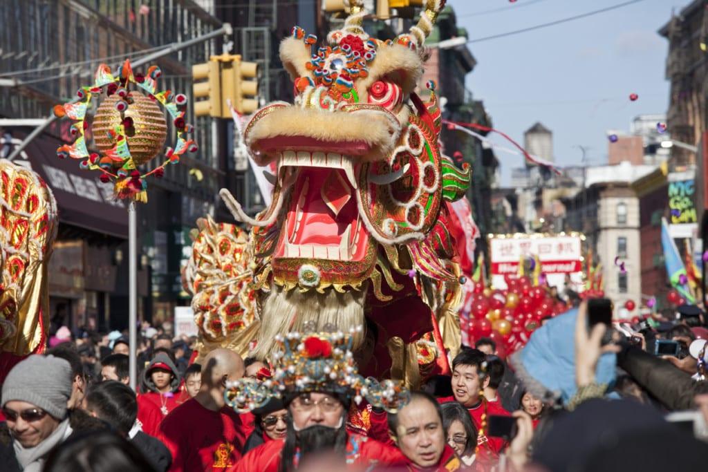 Ano-Novo Chinês - Chinatown