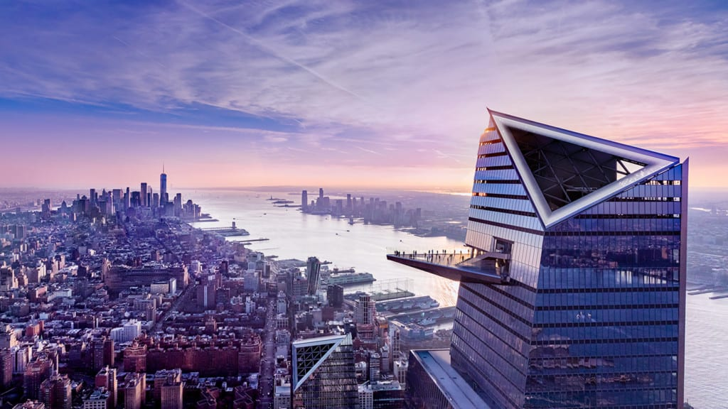 Edge - Hudson Yards