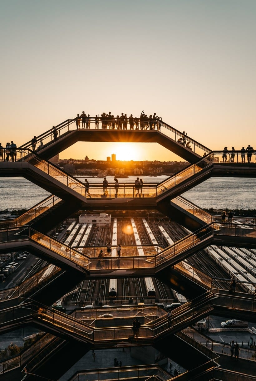 The Vessel - Hudson Yards