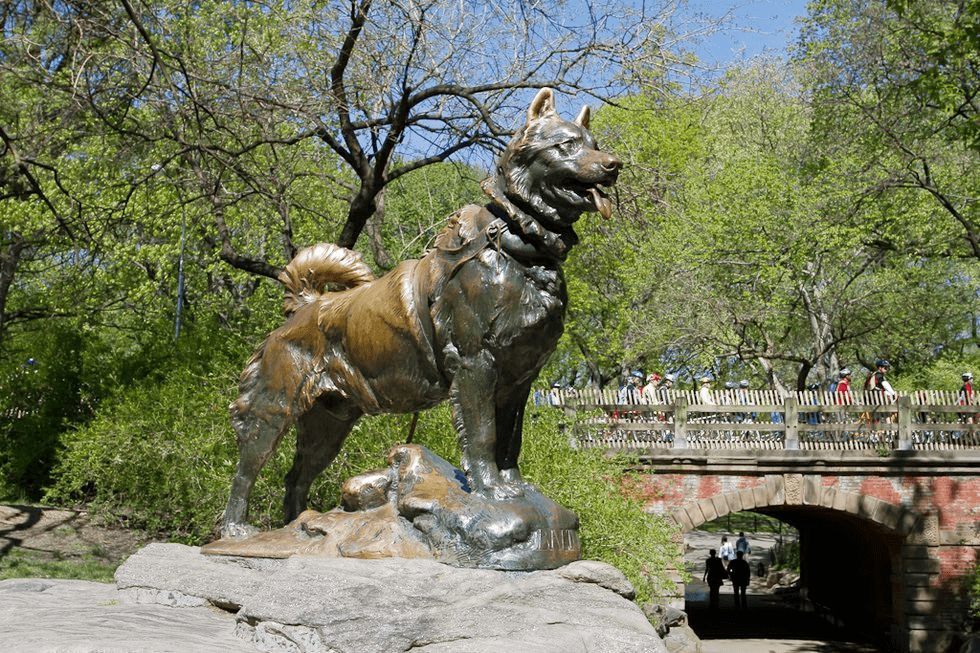 Balto - Central Park