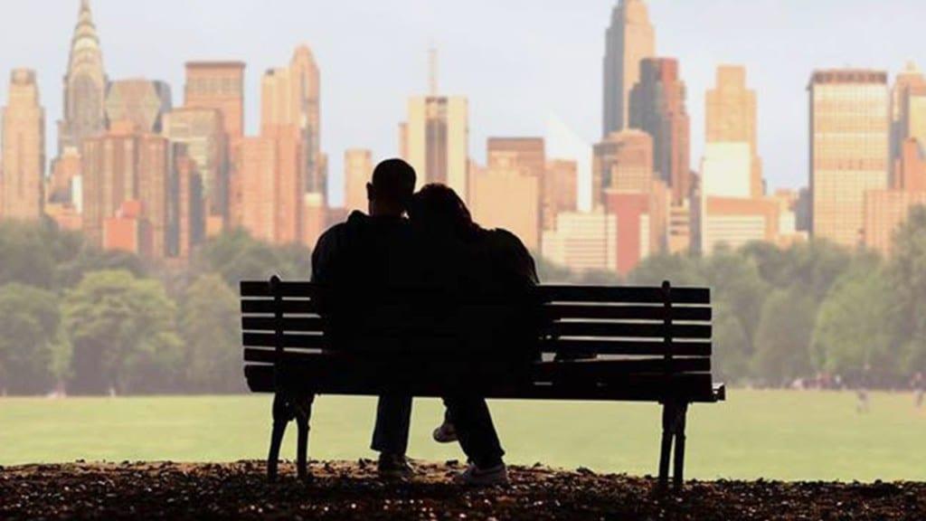 Romance em Manhattan - Filme
