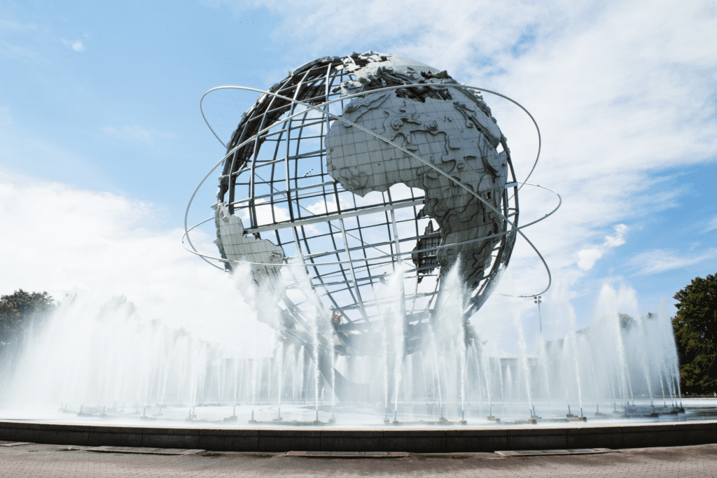 The Unisphere - Flushing Meadows - Corona Park